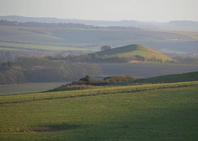 Wansdyke by Nick (Flickr Creative Commons licence)